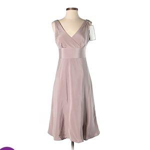 J. Crew Silk Bridesmaids Dress